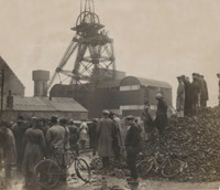 The Gresford Mining Disaster. September 22. 1934