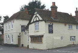 The Gun Inn, Findon, West Sussex, England