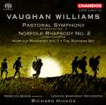 RVW . Pastoral Symphony and Norfolk Rhapsodies
